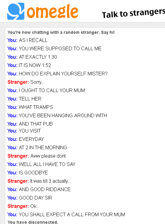 omegle chat pw nmd
