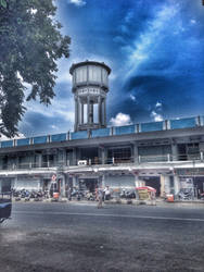 Pasar Tanjung @ Jember by rizalcuk