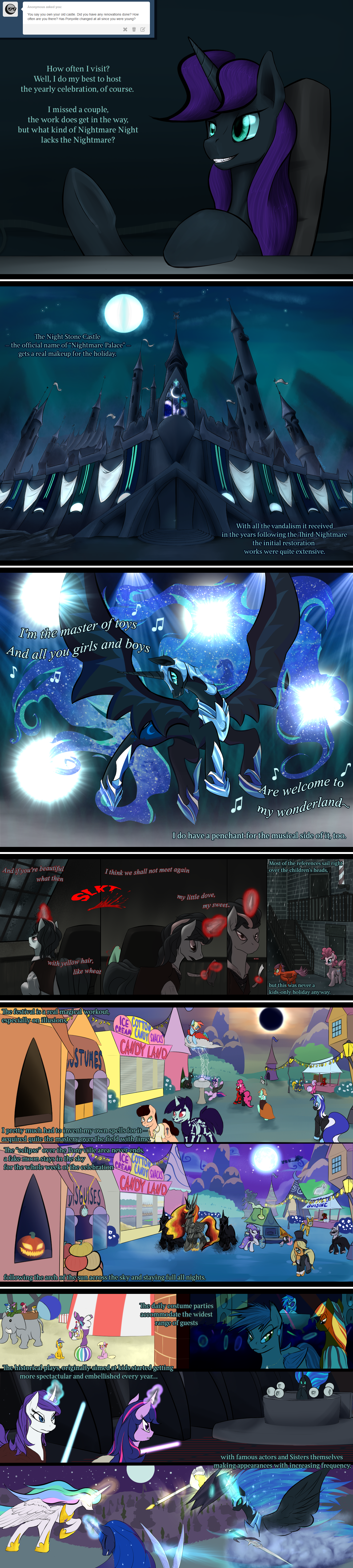 Nyx Contacts 25: Nightmare Night by Sevireth