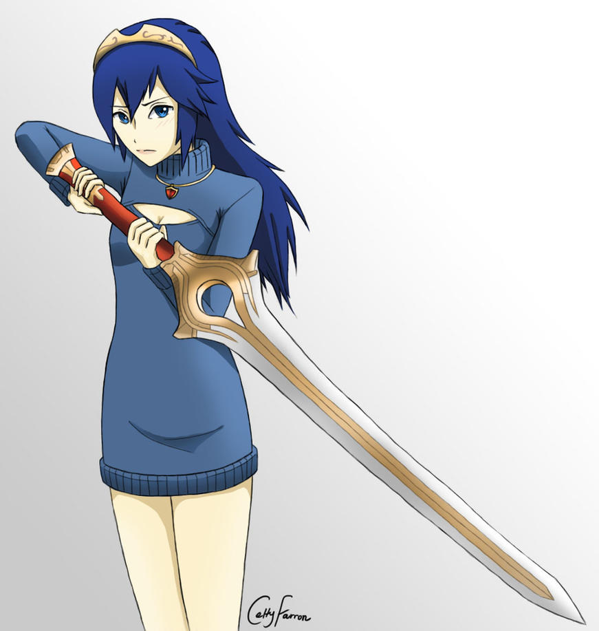 Sweater Trend Lucina by CeltyFarron