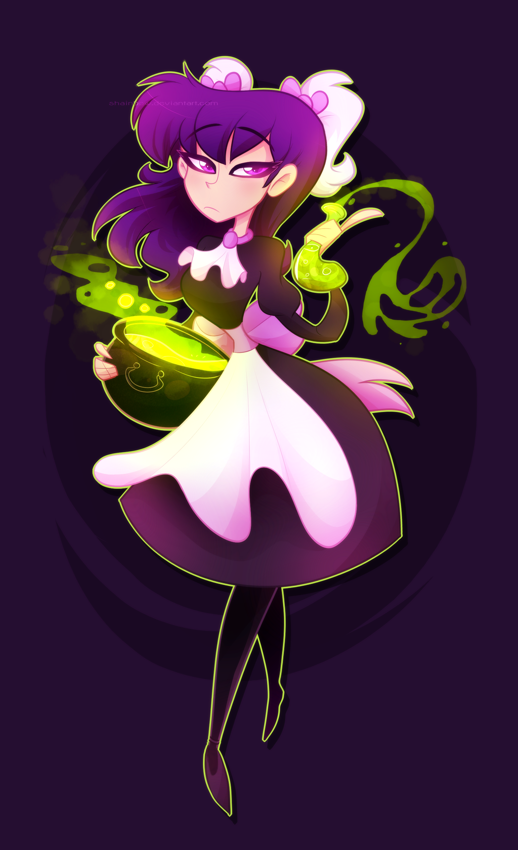 Bewitching by Shainbow