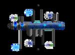 Vessels of Gen XVII: Myrat Rift Cruiser by Schwieger