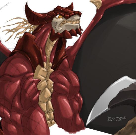 Dragoon by Zenzotron