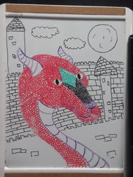 Dragons and Castles by Kamaji16
