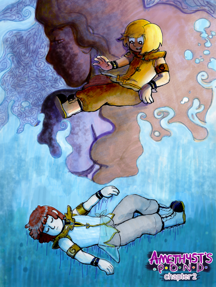 Amethyst's Pond - CH2 Title Page