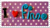 I love Fimo - Stamp by Artemislune
