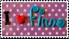 I love Fimo - Stamp