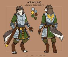Armor Ref Sheet for Locendur