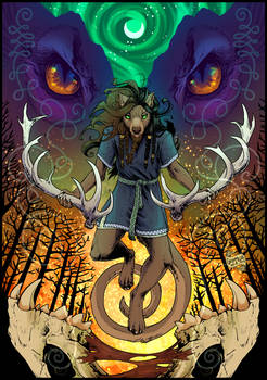 [C] O GREAT HEKATE