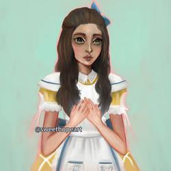 Alice Asylum Denial Dress