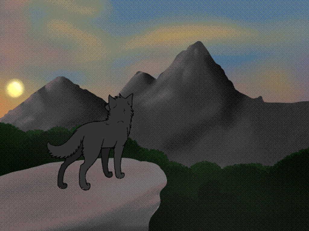 """Animation from FT """"Refreshing"""" by Delihahal"""