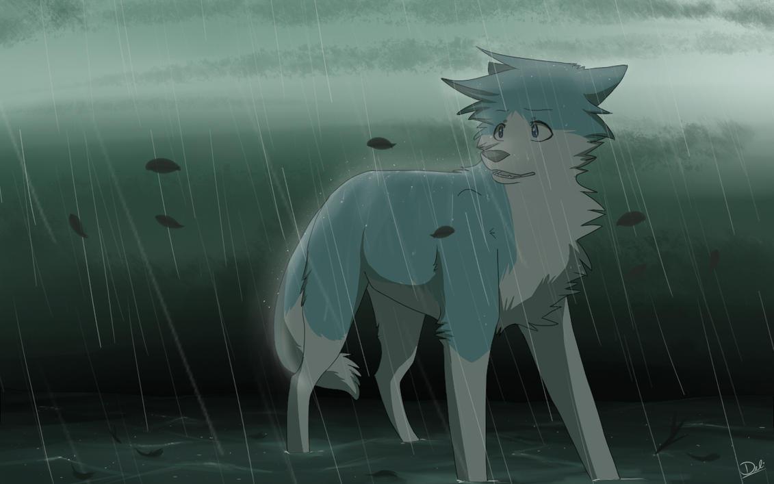 No. 30 - Under the Rain by Delihahal