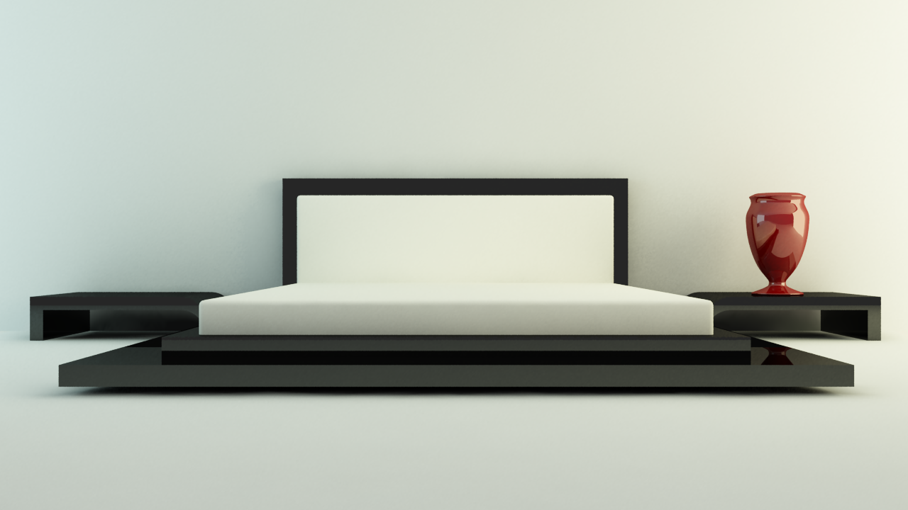 Bed design 01 by 3dsnoob on deviantart - Images of bed design ...