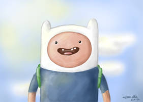 Finn The Human by 3dsnoob