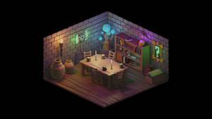 The Quiz Crawler Room