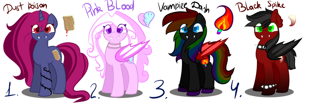 List Of Synonyms And Antonyms Of The Word Mlp Vampire