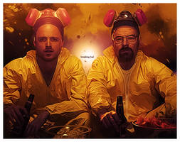 Breaking Bad by Neeeksy