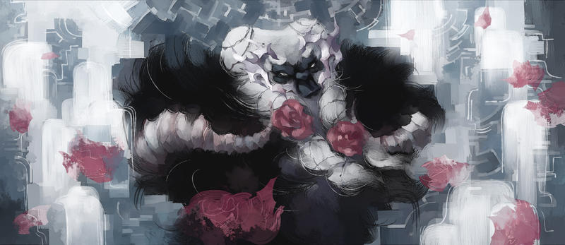 Enchanted Roses by Wonderlame