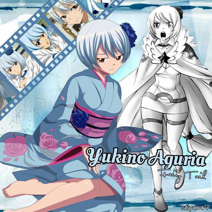 Fairy Tail Yukino: Fairy Tail By MiyakoKuzunoha On DeviantArt