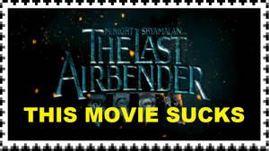 Giant TLA Movie Sucks Stamp by wizardwonders6