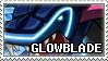 Glowblade stamp by Tailwalker
