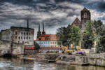 Wroclaw river I