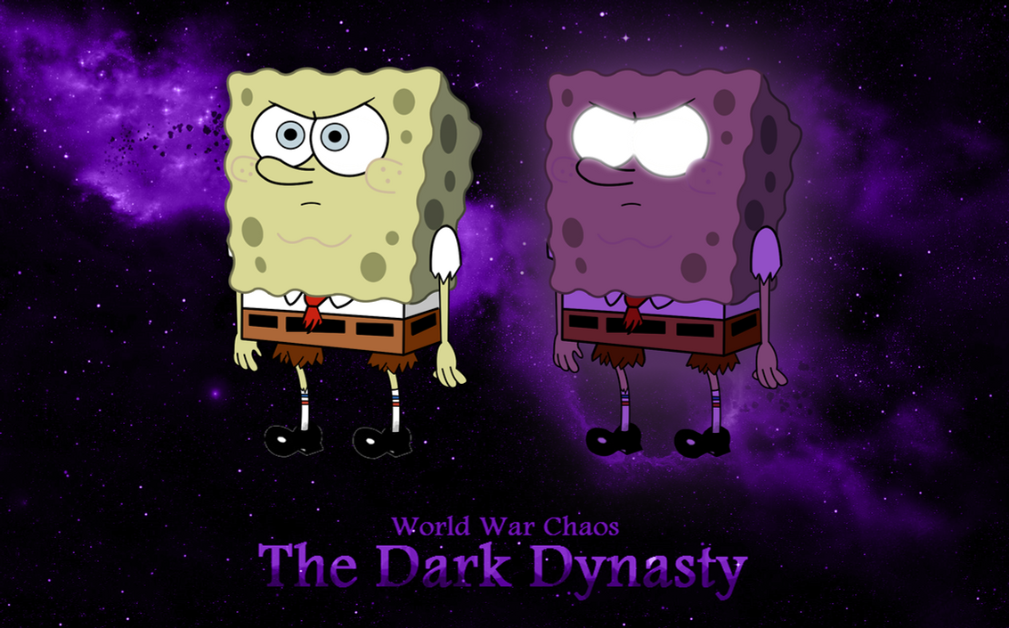 Dark Spongebob V2 by MarkHoofman
