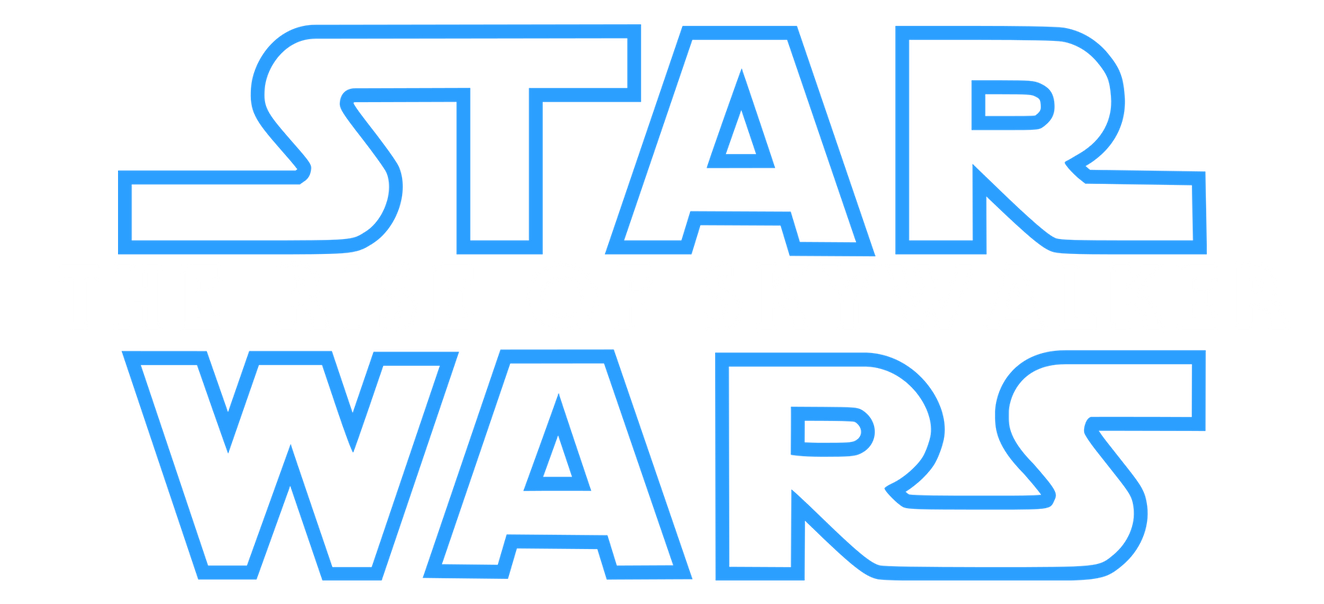 Star Wars The Rise of Skywalker Transparent Logo by ...