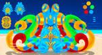 (OPEN) AUCTION: Hydroxy (+ BONUSES!) by TamaraOfTammyland