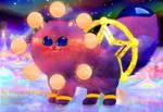 (OPEN) OFFER TO ADOPT: Momo the Galaxy Pom by TamaraOfTammyland