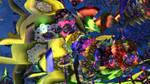 Cobblestone Collage by shnestor