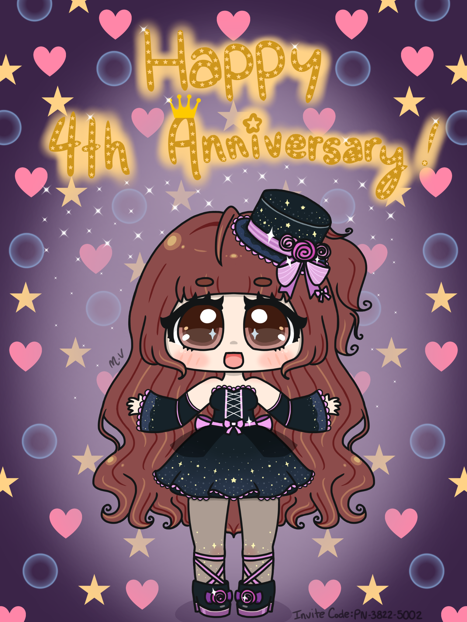 Line play 4th anniversary illustration contest by mewny on line play 4th anniversary illustration contest by mewny stopboris Gallery