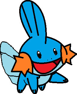 Mudkip by ChamazardChary