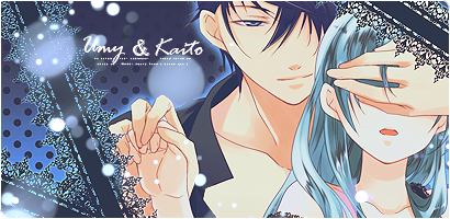 Umy x Kaito by Sumii02