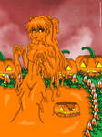 Pumpkin Slimegirl Asuka