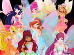 Winx Club Fairies(Harmonix)