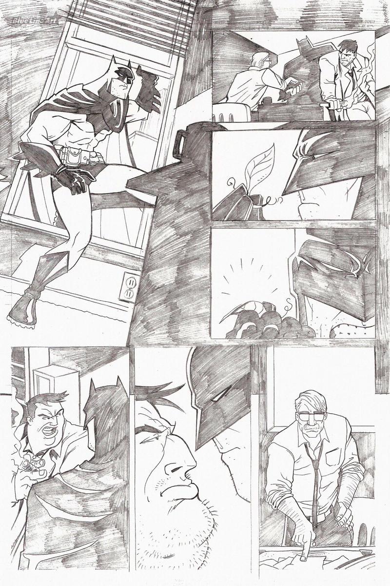 Batman Page FINAL by BrattyBen