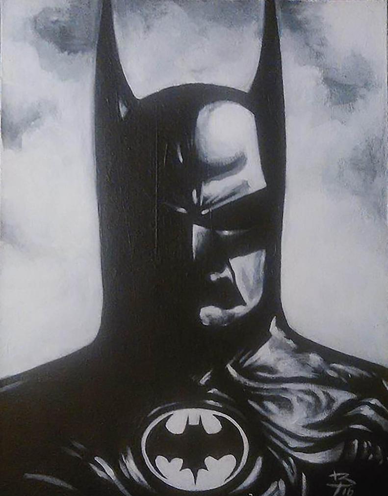 Batman by BrattyBen