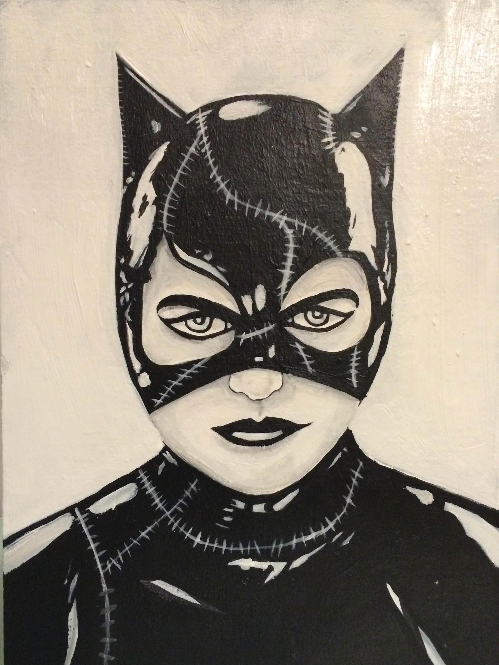 Catmwoman by BrattyBen