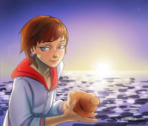 Shellfish by Adora-Kim