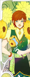 Sunflower by Adora-Kim