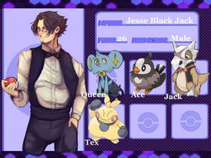 Jesse Black Jack