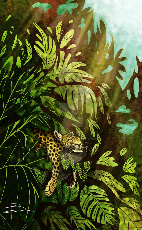 Jaguar Dreams by FatPug