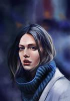 ''Blue'' by FatPug