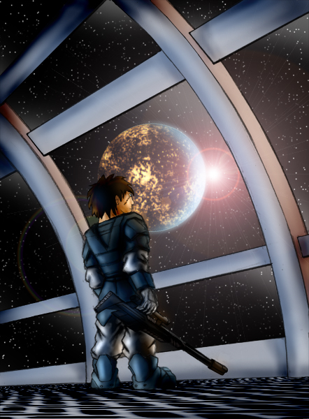 Final Approach by Saurus