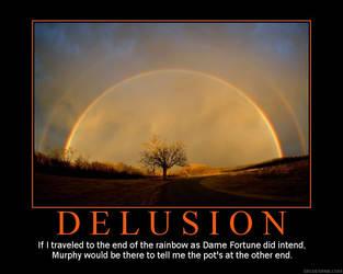 Delusion by Sodaburger