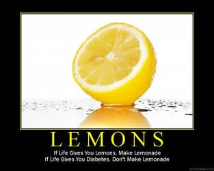 When Life Gives You Lemons... by Sodaburger