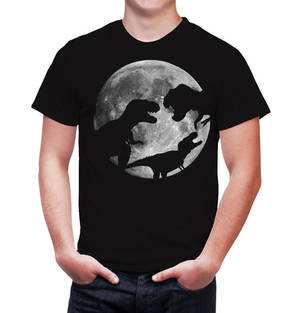 3 T-rex Moon