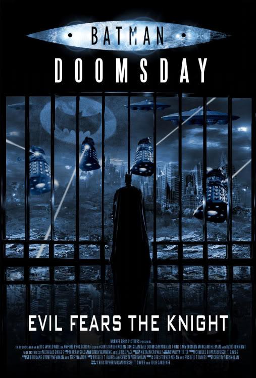 Batman Vs Daleks
