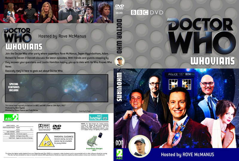 Whovians R2 Cover by DJToad